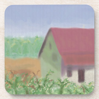 Old House Drink Coaster