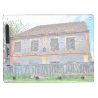 Old house HDR Dry Erase White Board