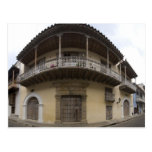 Old House in Cartagena Postcard
