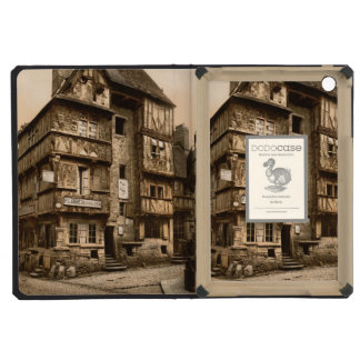 Old House in Rue St Martin Bayeux France iPad Mini Retina Covers