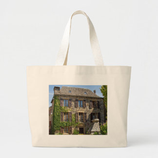 Old House Large Tote Bag
