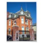 Old House on Main Street in Buffalo NY Photo Art