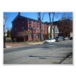 Old House on Virginia Street in Buffalo NY Photo Print