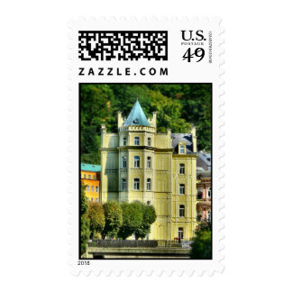 Old House Postage