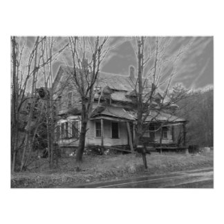Old House ~ print