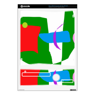 Old House Xbox 360 S Console Skins