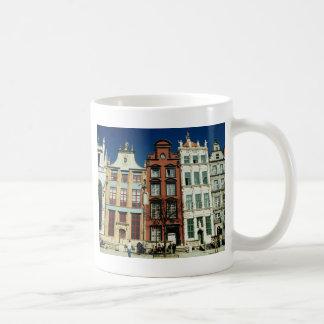 Old Houses in Gdansk Coffee Mug