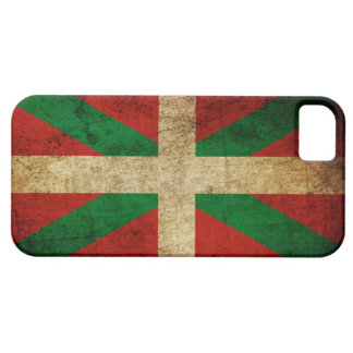 Old Ikurriña iPhone 5 Cases