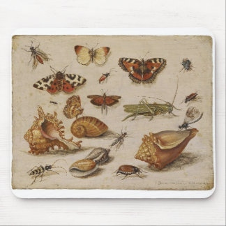 Old Insects Mousepad