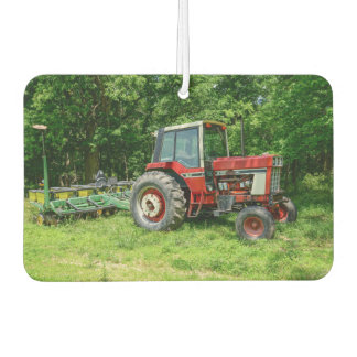 Old International Tractor Air Freshener