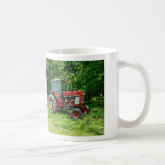 Old International Tractor Coffee Mug