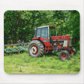 Old International Tractor Mouse Pad