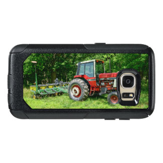 Old International Tractor OtterBox Samsung Galaxy S7 Case