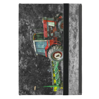 Old International Tractor Painterly Case For iPad Mini