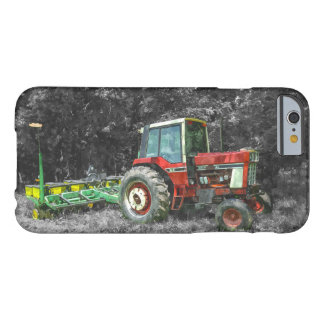 Old International Tractor Painterly Barely There iPhone 6 Case