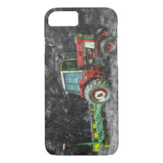 Old International Tractor Painterly iPhone 8/7 Case