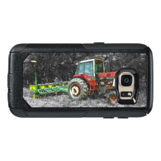 Old International Tractor Painterly OtterBox Samsung Galaxy S7 Case