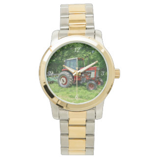 Old International Tractor Watch