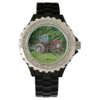 Old International Tractor Wrist Watches