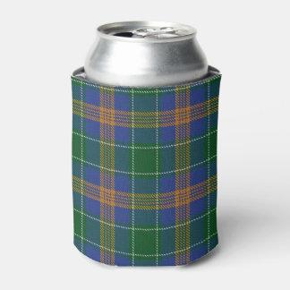 Old Irish Clan MacAuliffe McAuliffe Tartan Can Cooler