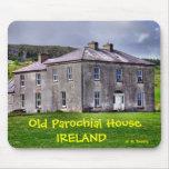 Old Irish Parochial House Mousepad