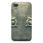 Old Iron Detail iPhone 4/4S Covers