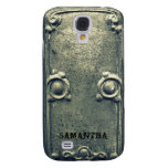 Old Iron Detail Samsung Galaxy S4 Cases