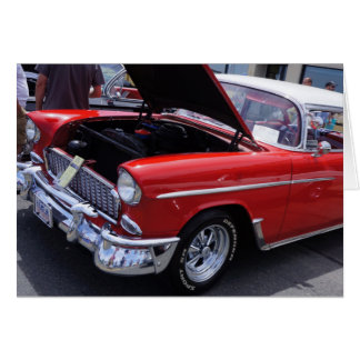 """Old Iron"" Notecard by Brad Hines"