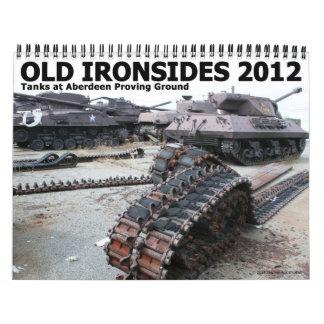 Old Ironsides 2012 Calendar