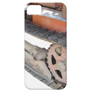 Old italian crawler tractor iPhone SE/5/5s case