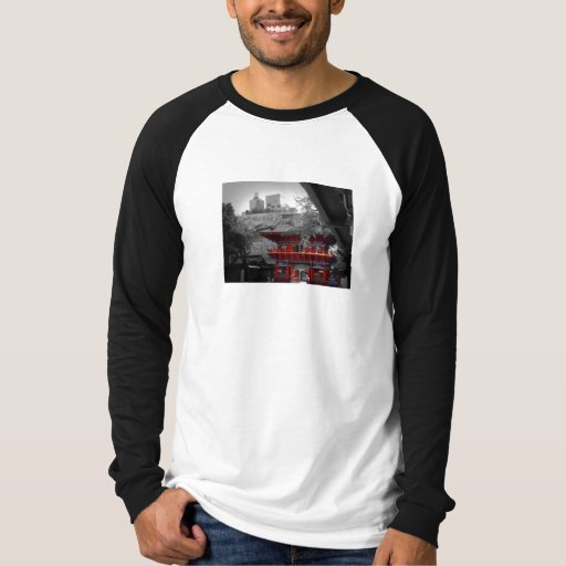 Old Japanese Temple T-Shirt