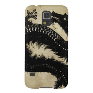 Old japonese dragoon cases for galaxy s5