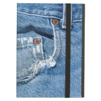 Old Jeans iPad Air Case with No Kickstand
