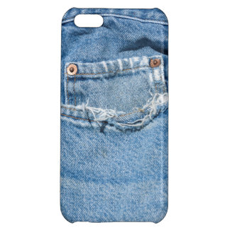 Old Jeans iPhone 5C Glossy Finish Case