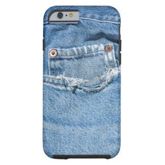 Old Jeans iPhone 6, Tough Tough iPhone 6 Case