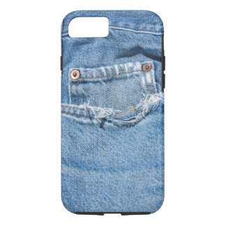 Old Jeans iPhone 7, Tough iPhone 7 Case