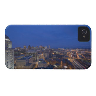 Old John Hancock Building, Boston and iPhone 4 Case-Mate Case
