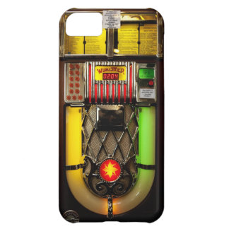 Old Jukebox Case For iPhone 5C