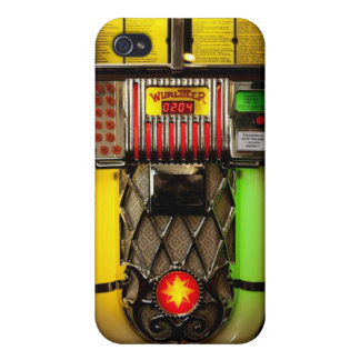 Old Jukebox Case For iPhone 4