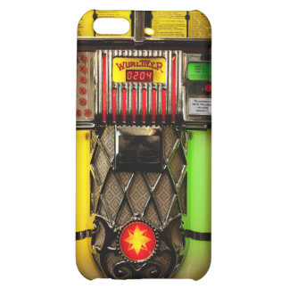 Old Jukebox Cover For iPhone 5C