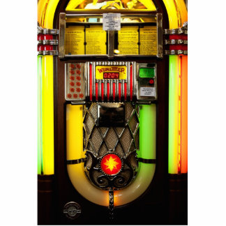 Old Jukebox Cut Out