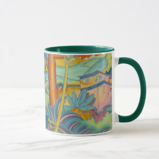 'Old Kahala Home' - Arman Manookian Mug