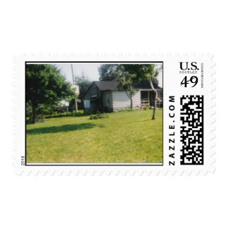 Old Kentucky Home Postage Stamp