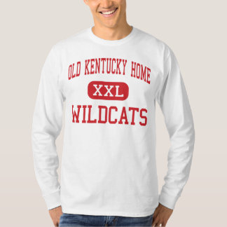 Old Kentucky Home - Wildcats - Middle - Bardstown T-Shirt