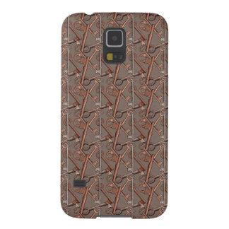 Old Keys Galaxy S5 Case