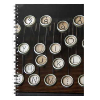 Old Keys Note Books