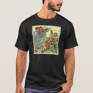 Old King Cole by Walter Crane 1845 ~ 1915 T-Shirt