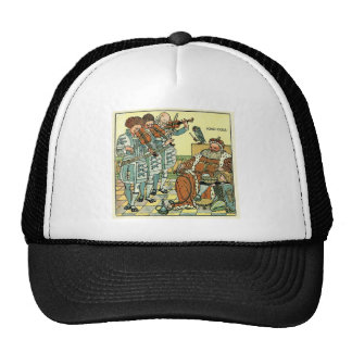 Old King Cole by Walter Crane 1845 ~ 1915 Trucker Hat