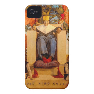Old King Cole Case-Mate iPhone 4 Case
