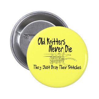 Old Knitters Button